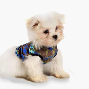 CAMU LOGO SHIRT-maglietta mimetica I LOVE MY DOG