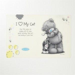 CAT FEEDING MAT tovaglietta sottociotola per GATTI Me to You