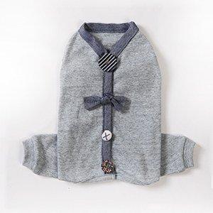 ORGANIC ROMPER pigiama Louisdog