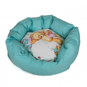 BED HUGME cuccia orsetto I Love My Dog